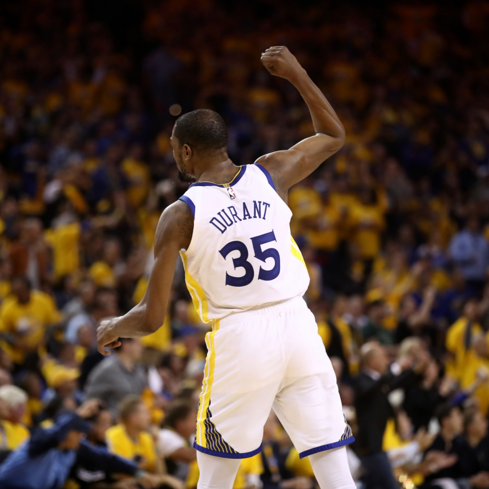 best cheap e73bc 1393c NBA Finals 2019: Will Kevin Durant Play in Game 3?