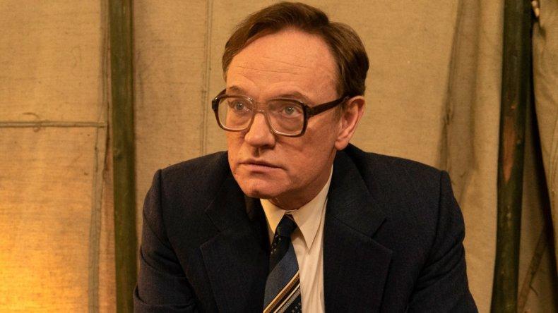 Jared Harris Valery Legasov Chernobyl