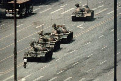 Tank Man 30 Year Anniversary
