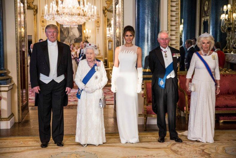 Trump Royal Banquet
