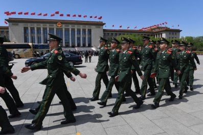 Tiananmen Square, anniversary, 30th, censorship, Mike Pompeo