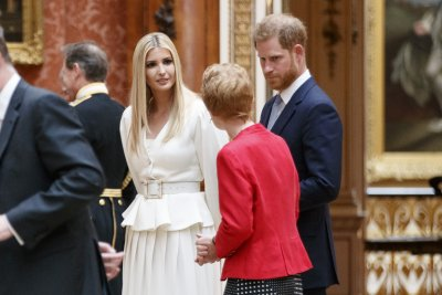 Prince Harry, Ivanka Trump