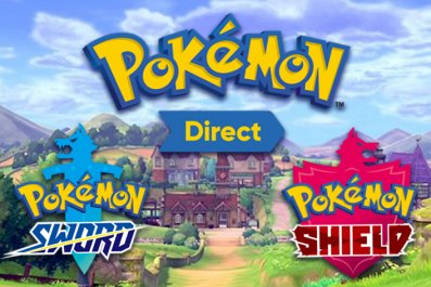 pokemon sword shield direct start time