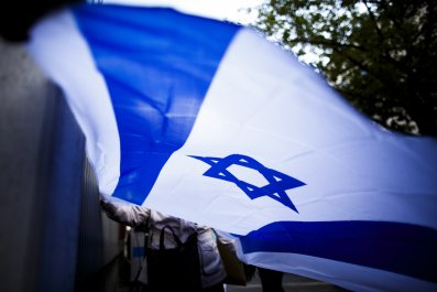 williams college israel civil rights