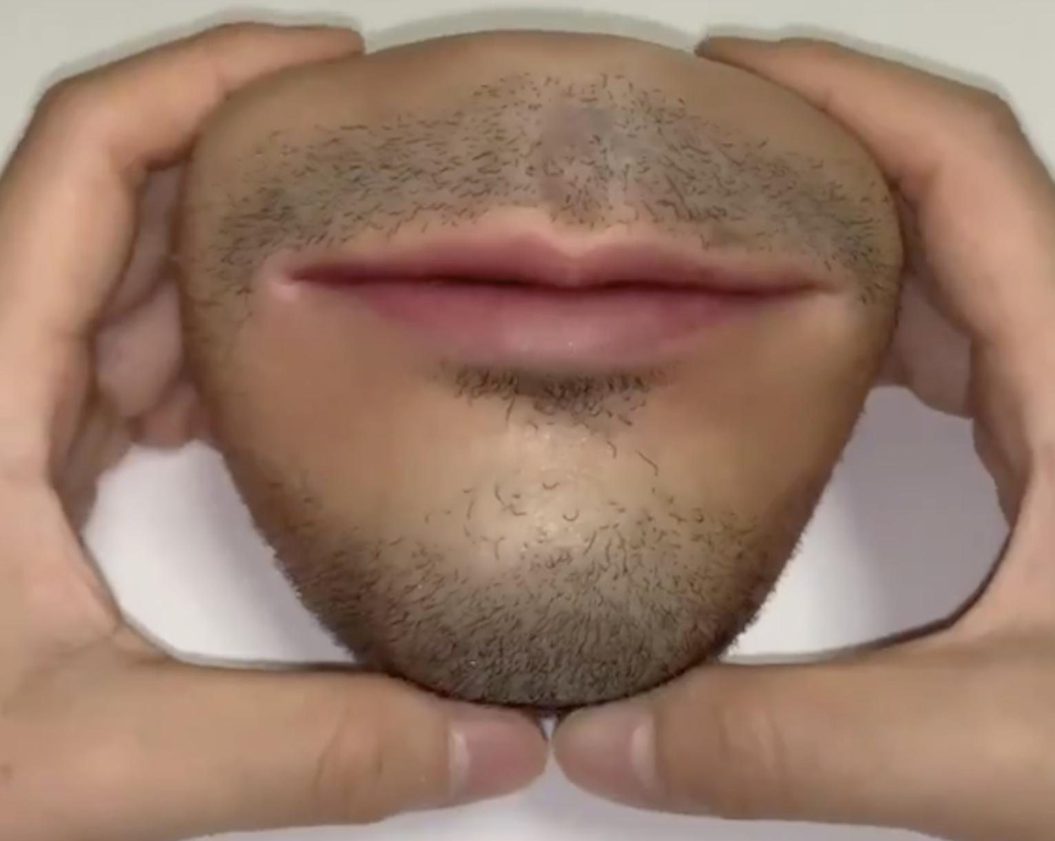 HONEYGOM TWOTUCKGOM Facial Coin Purse