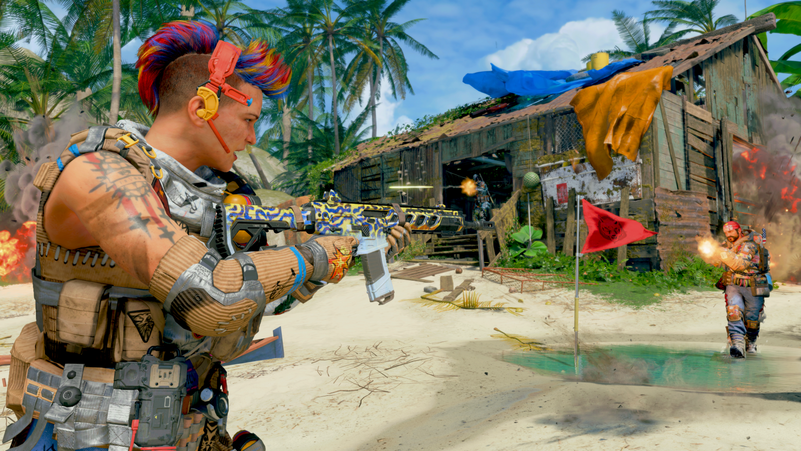 Call of Duty: Black Ops 4' Update 1 18 Adds Days of Summer