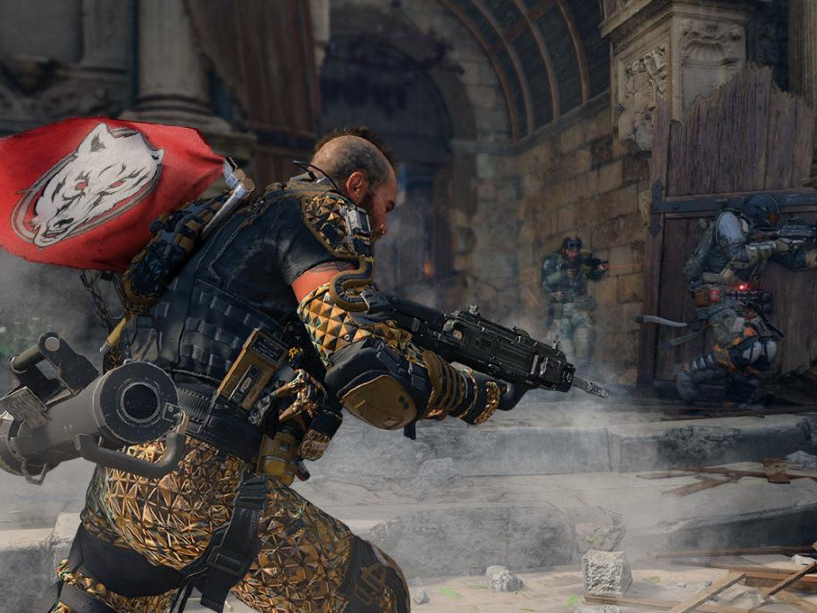 Call of Duty: Black Ops 4' Update 1 18 Adds Days of Summer & Grind