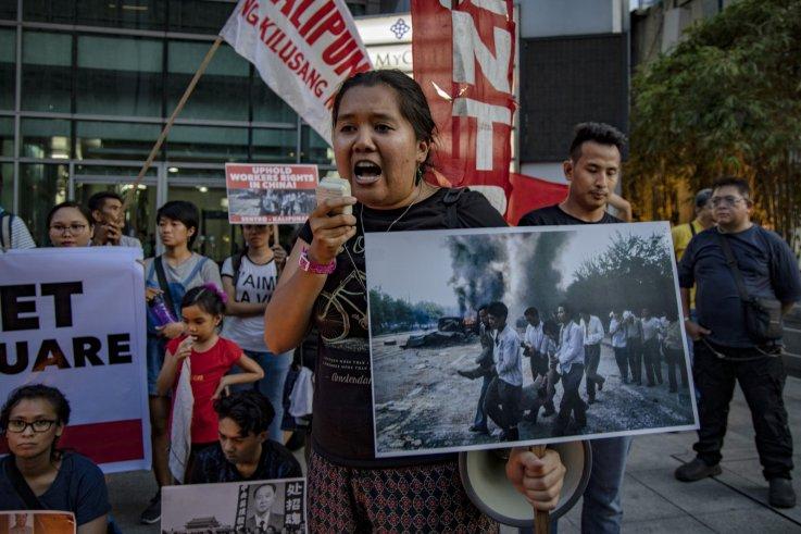 Tiananmen_Protest