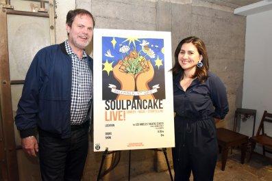 Rainn Willson, SoulPancake
