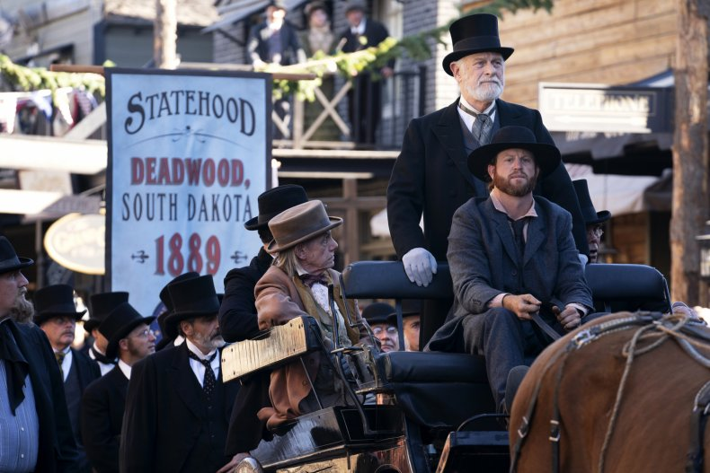 Deadwood: The Movie, Warrick Page/HBO