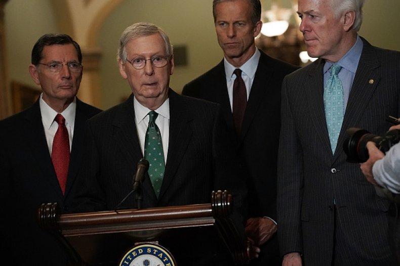 Republicans Threaten to Stump Tariffs