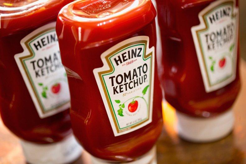 Heinz Ketchup Tomato Sauce