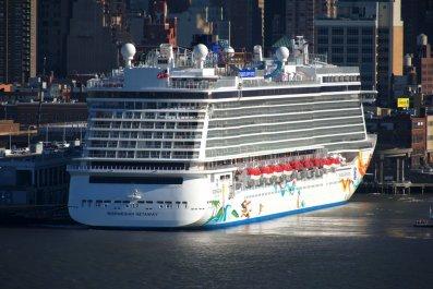 Norwegian getaway, passenger, death, cruise ship, unexplained