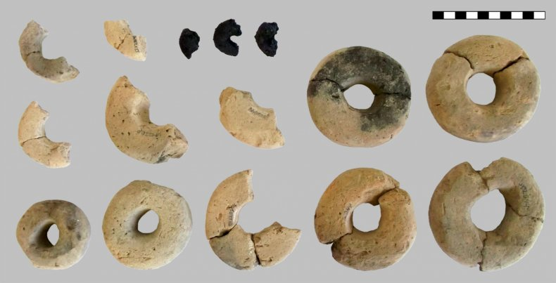 Bronze Age cereal products