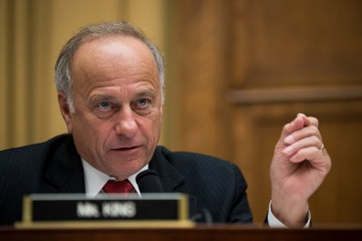 steve king fights for congressional power