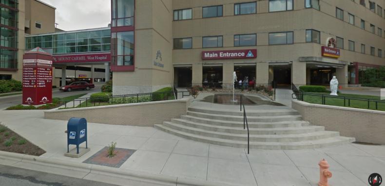 Ohio's Mount Carmel West hospital