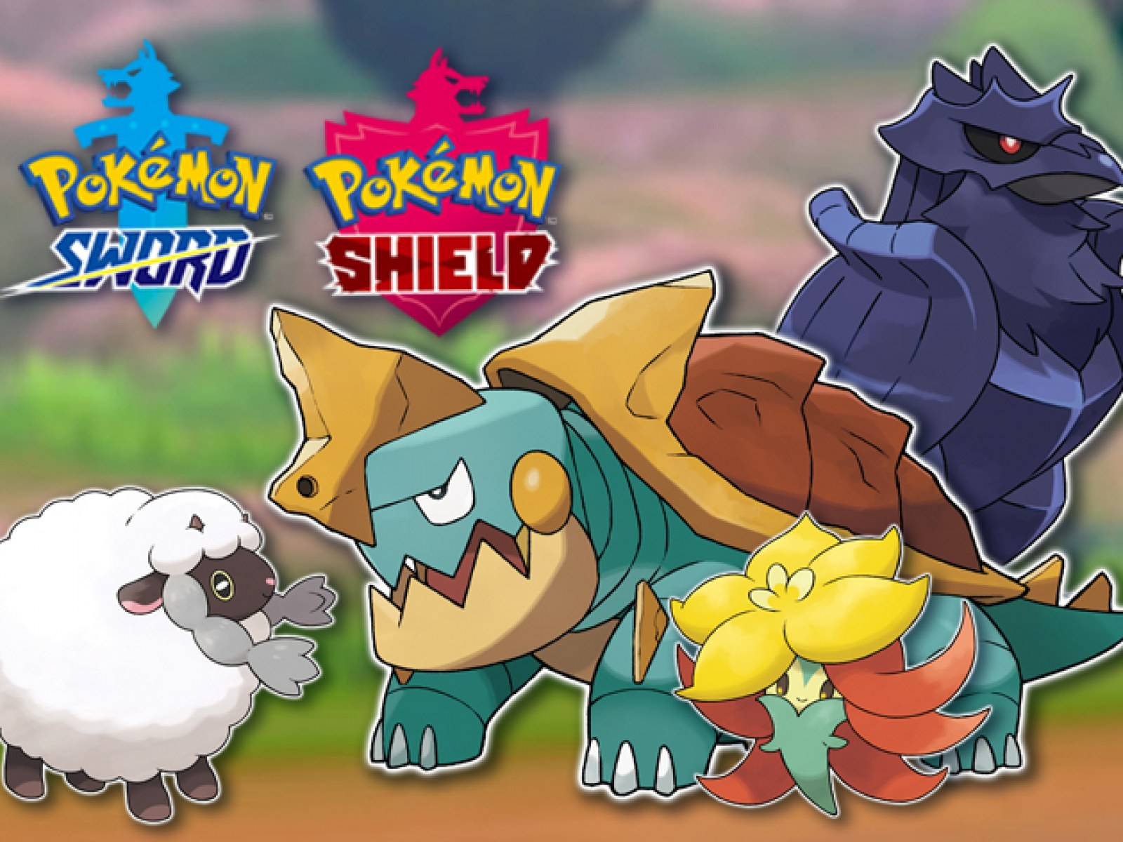 Pokemon Sword And Shield New Pokemon Abilities And Everything We