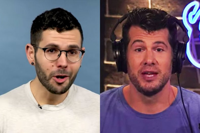 youtube, steven crowder, carlos maza, twitter