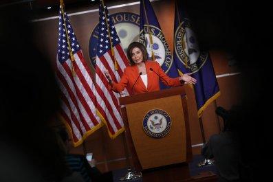 Pelosi Says Trump treating Mexico like enemy