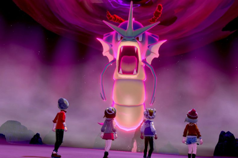 pokemon sword shield dynamax raid battles