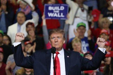 president donald trump texas poll