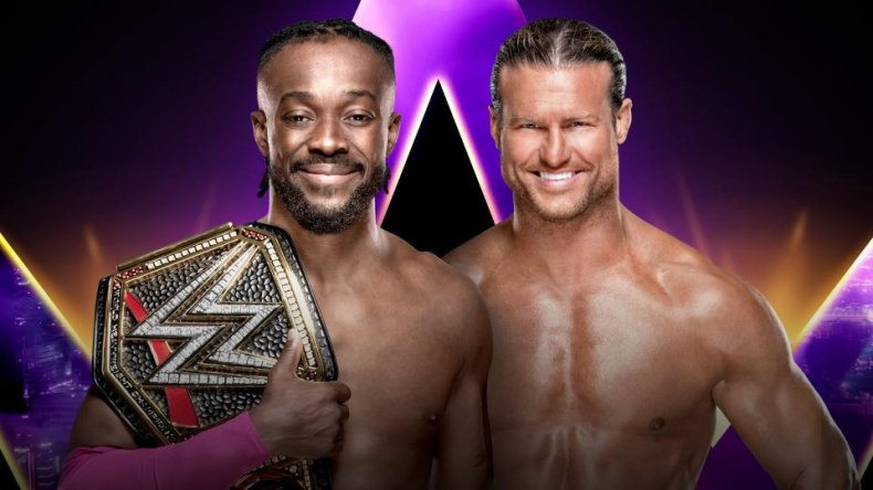super showdown kofi kingston dolph ziggler