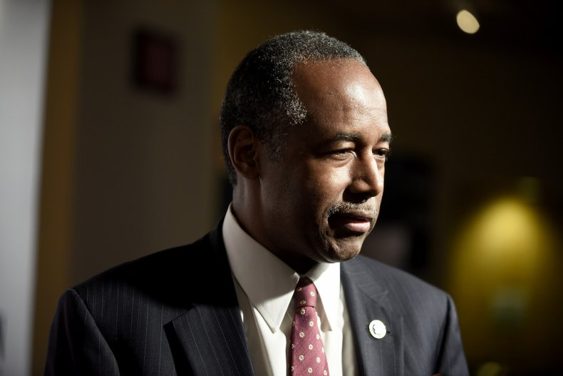 Ben Carson Housing Secretary