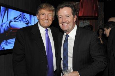 Trump and Morgan