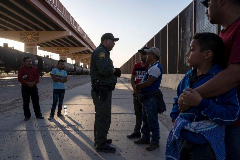 El Paso Border Immigration