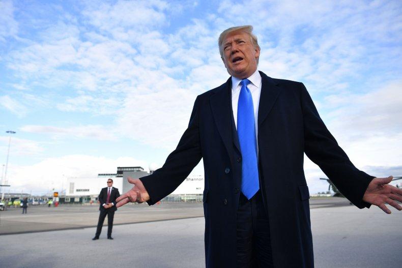 Donald Trump Ireland