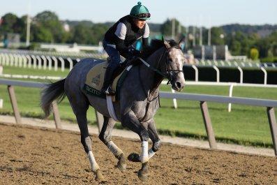 Belmont Stakes, Tacitus