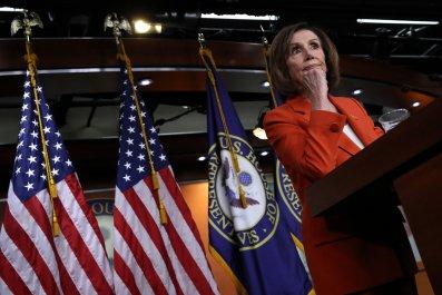 Liberal Group Pressures Pelosi, House Democrats Impeachment