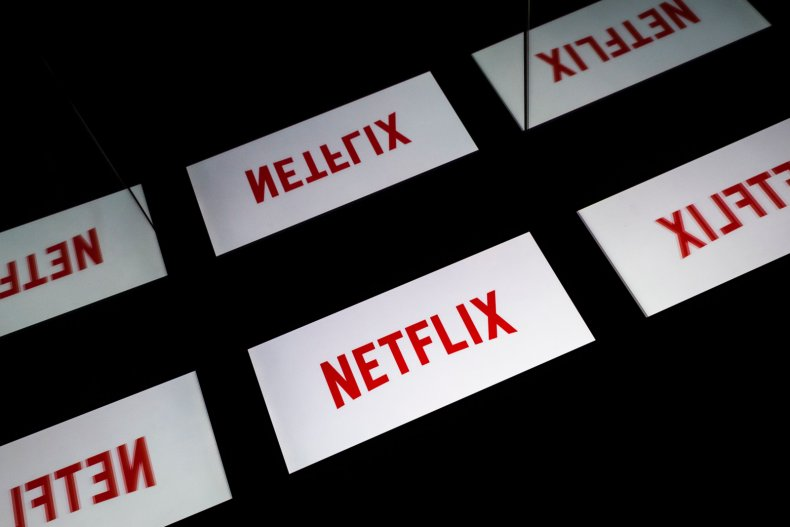 Netflix Logo Mirror