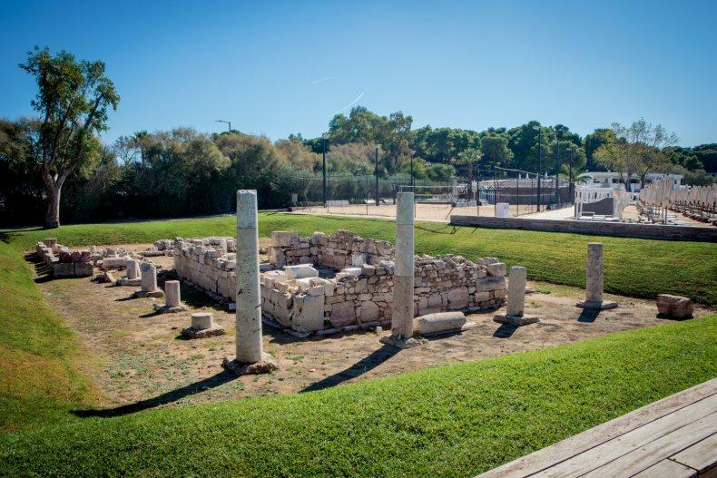 Temple Apollo Zoster