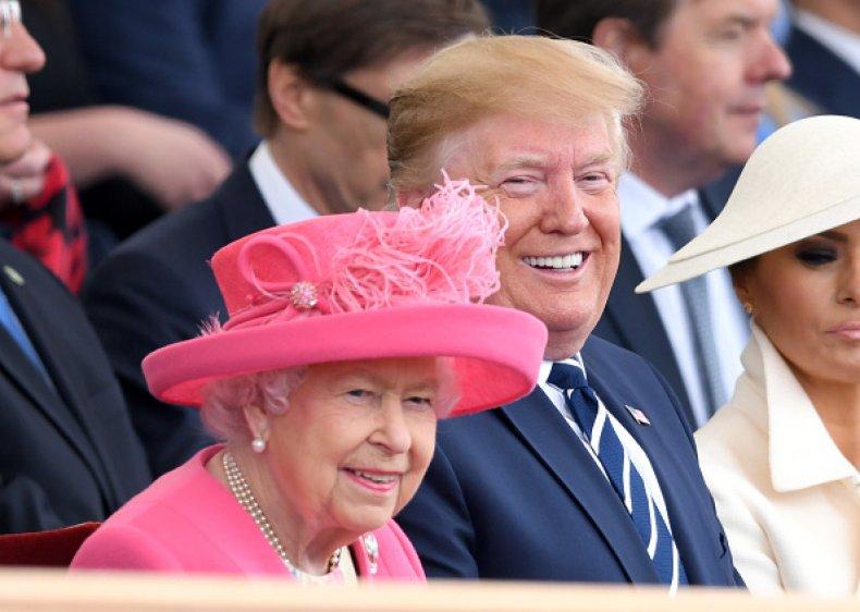 President Donald Trump UK 2019