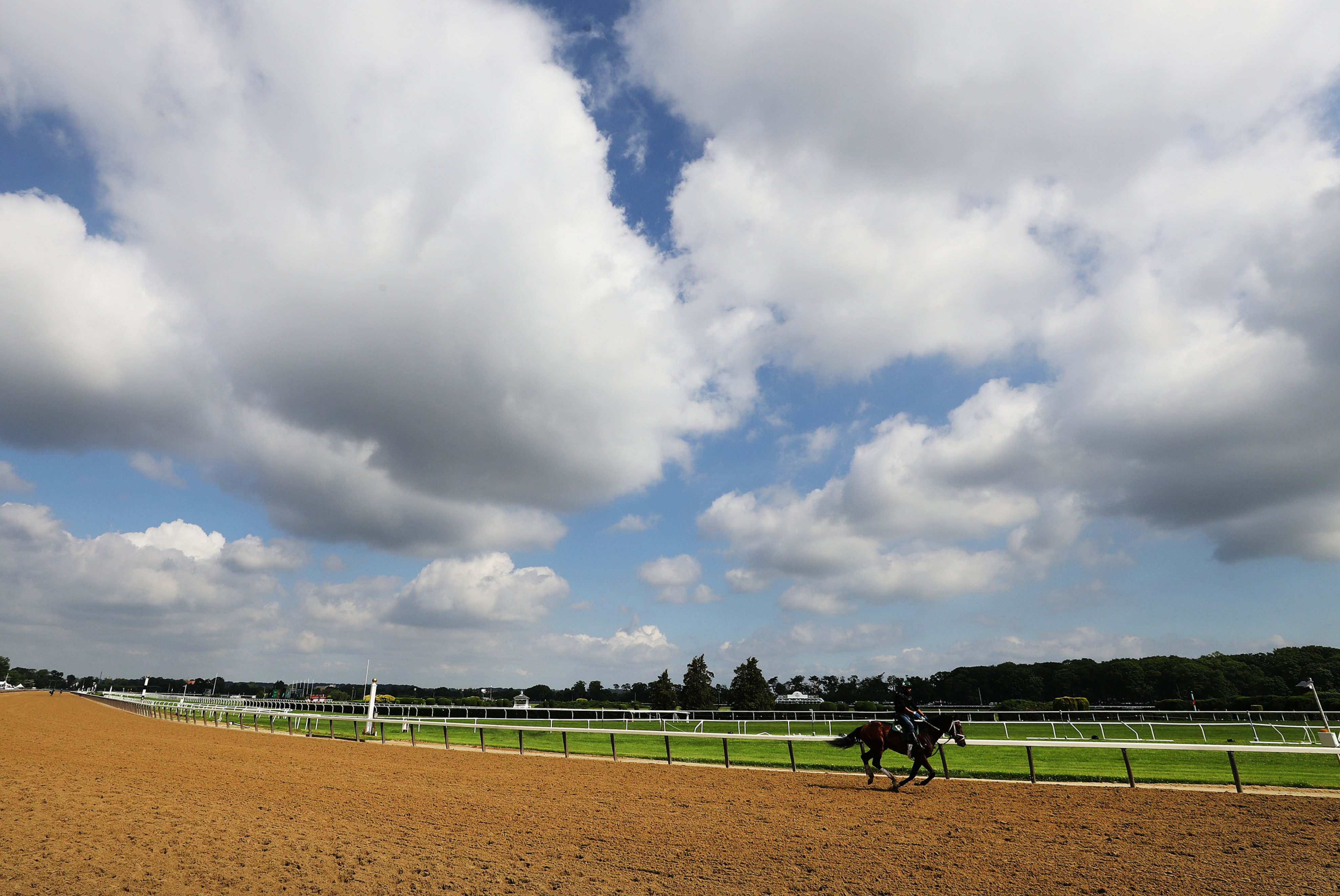 Belmont Stakes: Latest Weather Forecast, Track Conditions Update