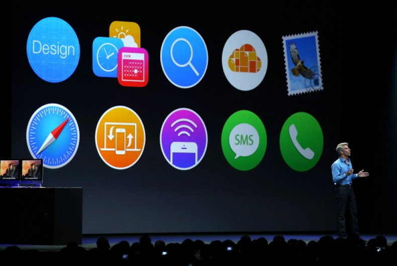 apple iOS software changes polling