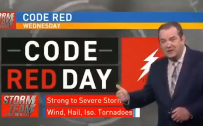 Joe Crain - Code Red Alerts
