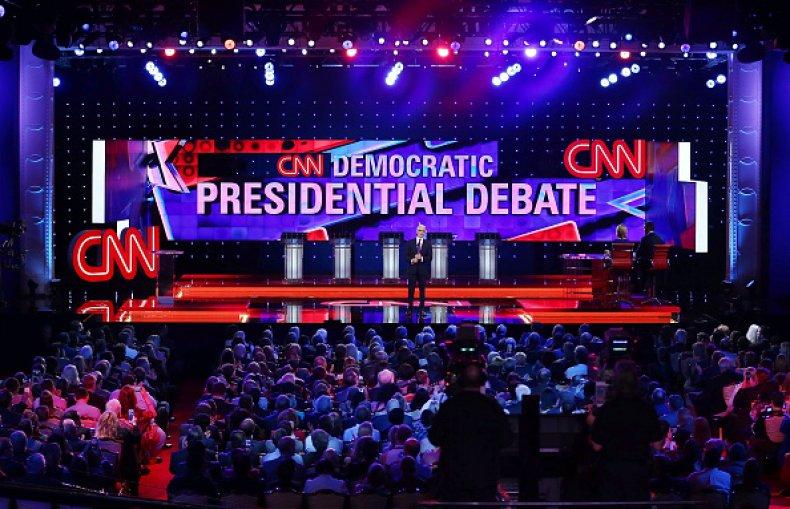 democratic presidential debates requirements and schedule
