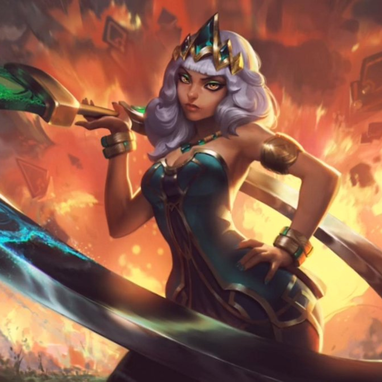 League Of Legends New Champion Qiyana Is An Ad Assassin From The Jungle