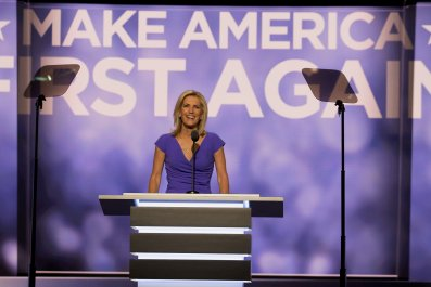 fox news laura ingraha, donald trump