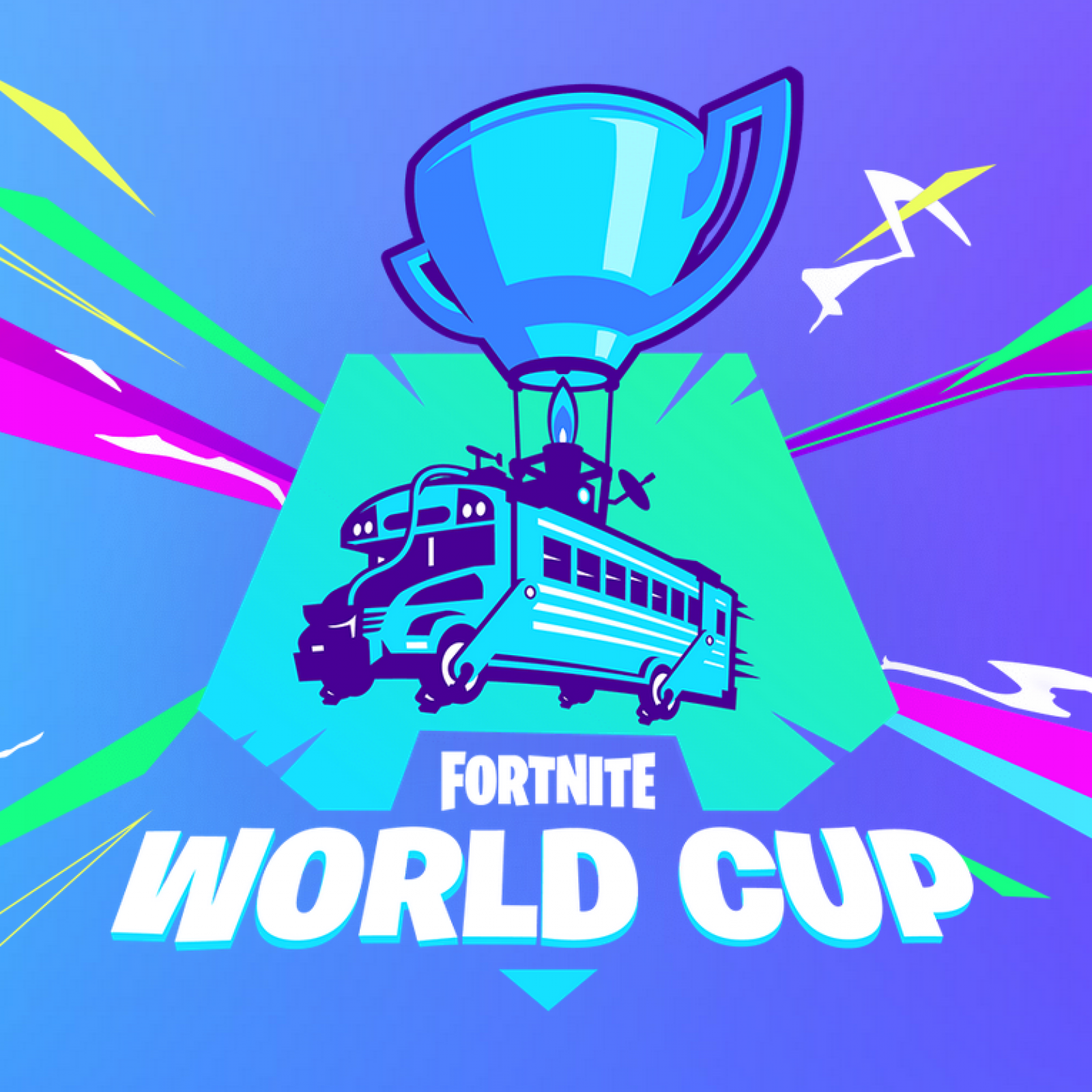 Fortnite World Cup Logo Hd Png Download Transparent Png Image Pngitem