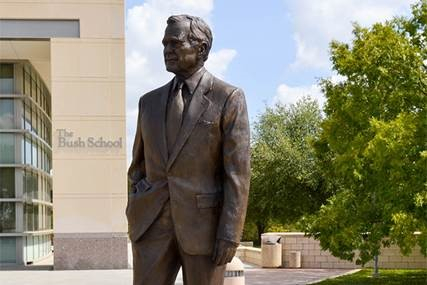 Texas A&M University, Bush School of Government and Public Service