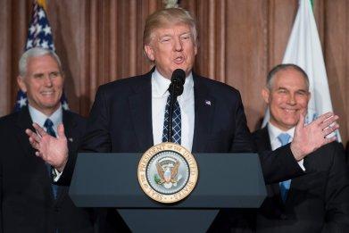 Donald Trump Climate Change