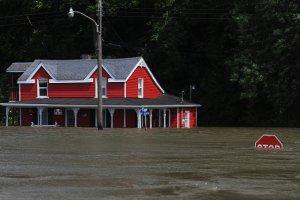 Mississippi River flooding 2019