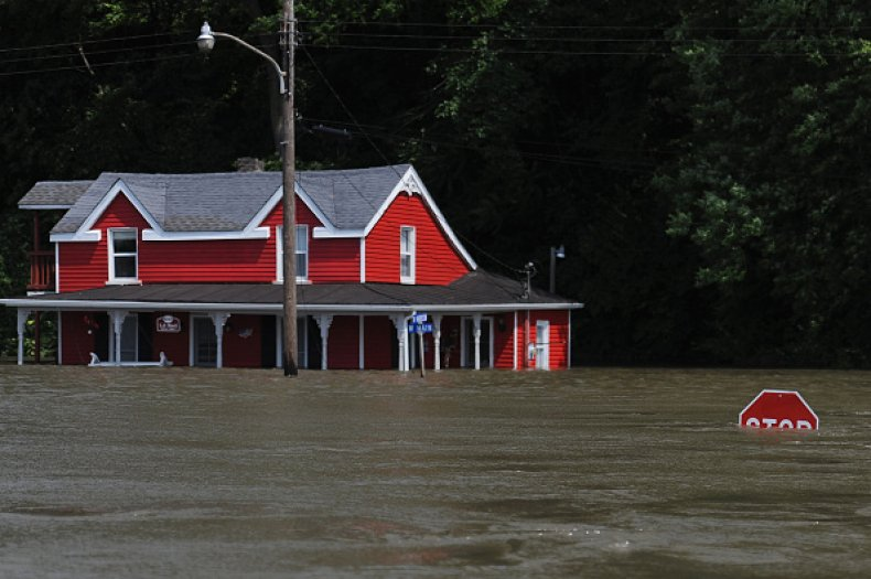 Mississippi River Flooding 2019