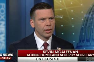 Kevin Mcaleenan