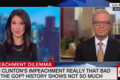 Trump Impeachment CNN Ron Brownstein