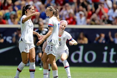 USWNT, 2019 World Cup
