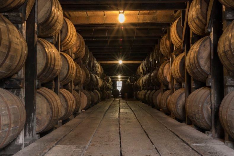 Bourbon Barrels National Bourbon Day 2019
